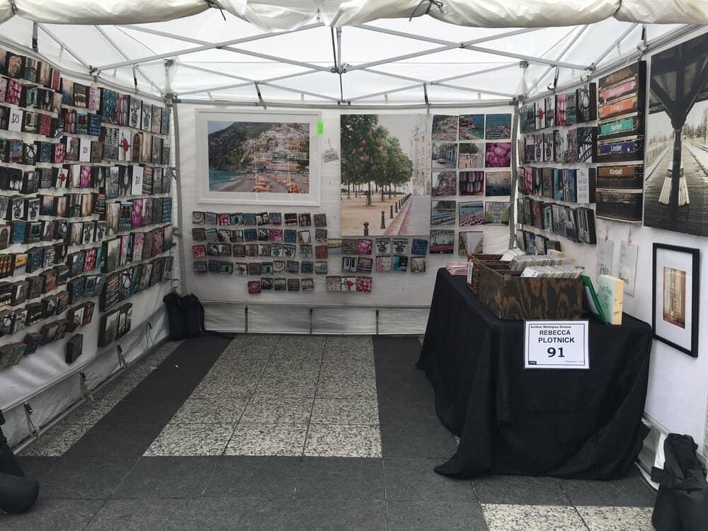 a virtual art fair wells street chicago rebecca plotnick