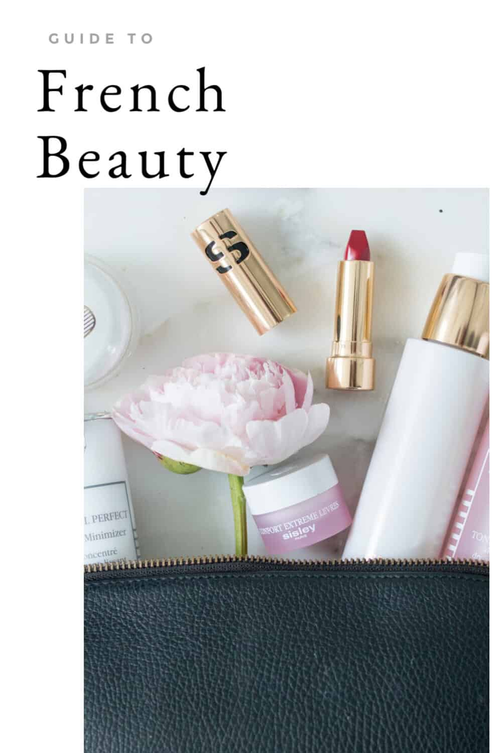 a guide to french beauty everyday parisian