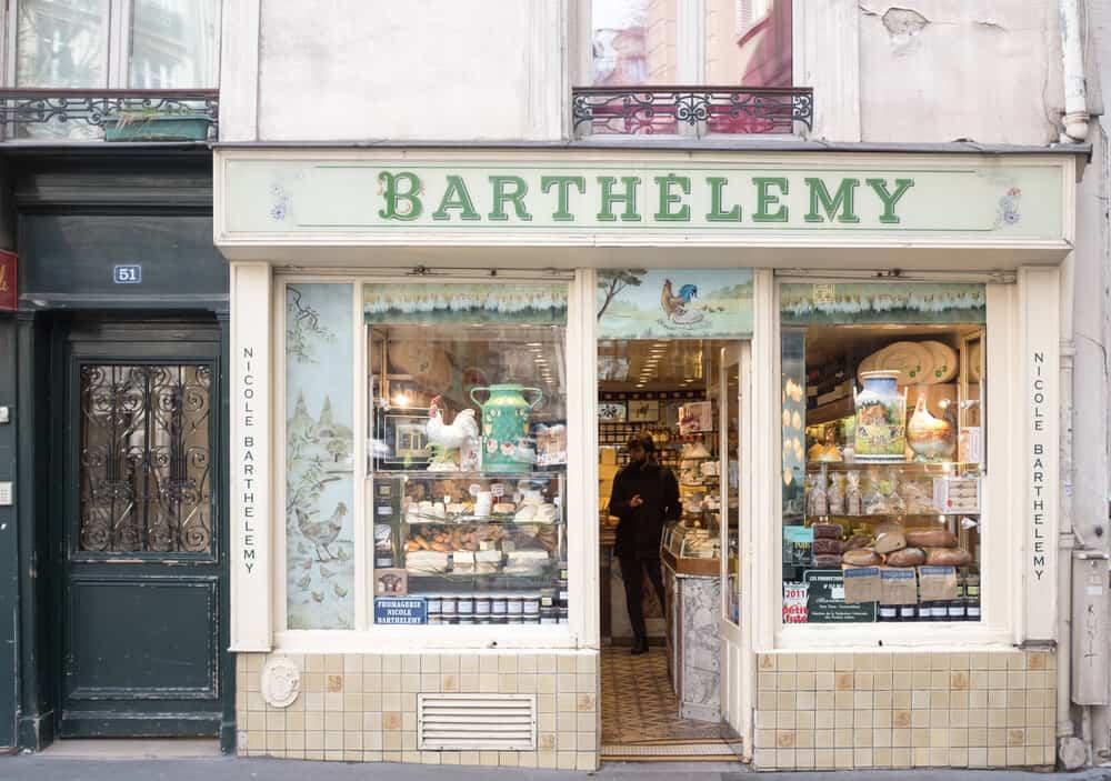 Shop Barthélémy Paris Cheese Shop Print Here