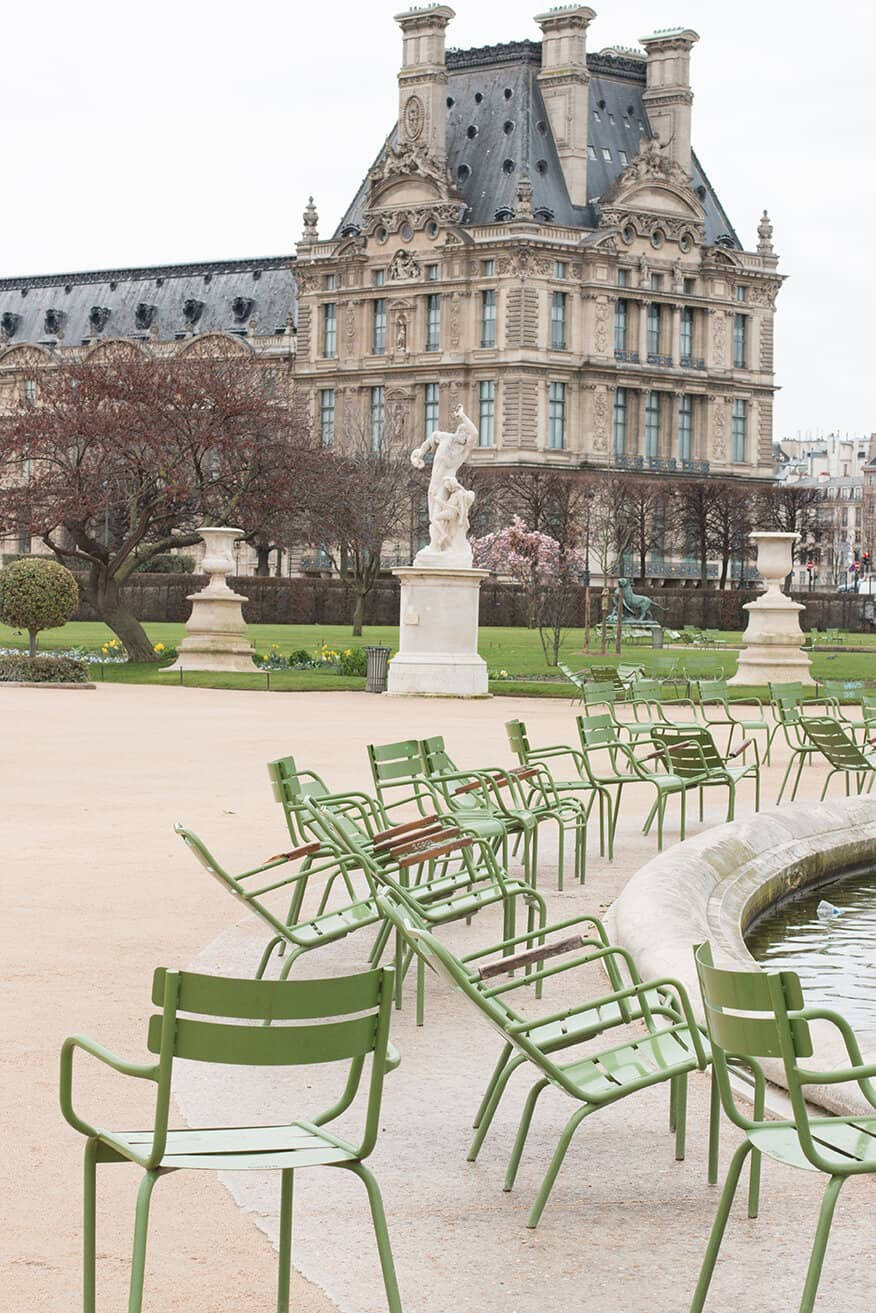 Shop Morning in The Tuileries Print Here