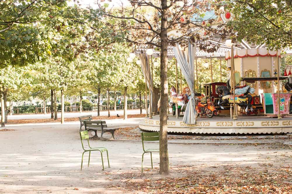 Shop Fall Carousel in The Tuileries