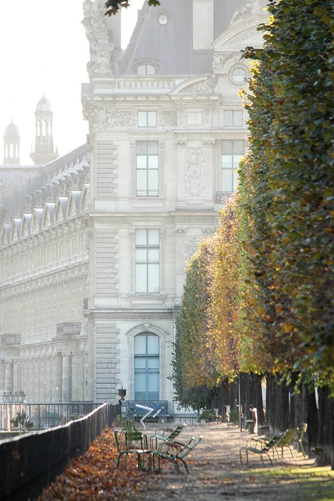a walk through the tuileries rebecca plotnick