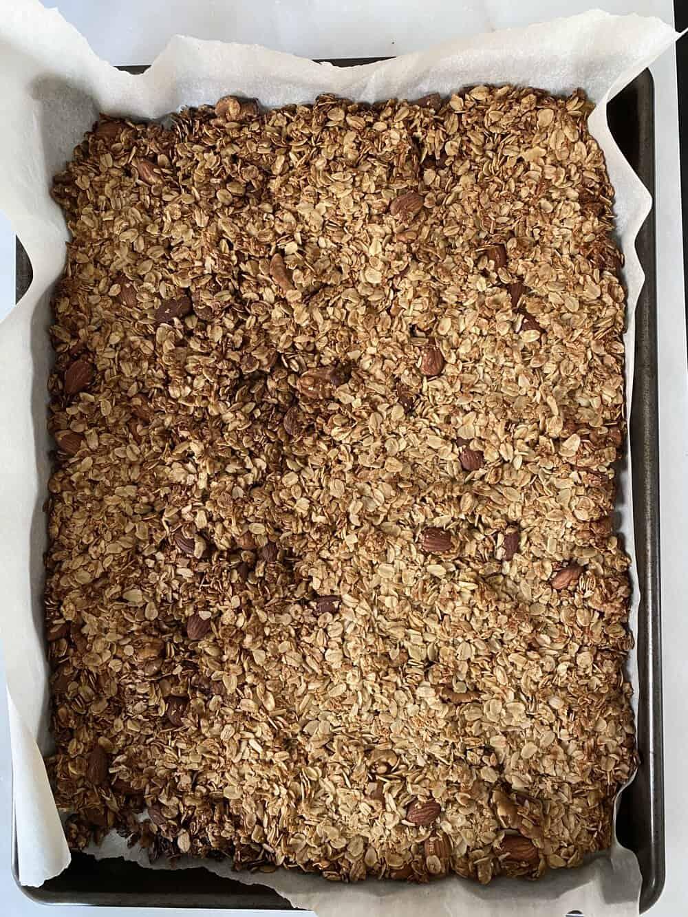 easy granola recipe everyday parisian
