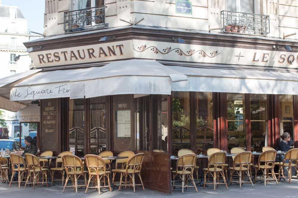 Shop Parisian Café Print Here