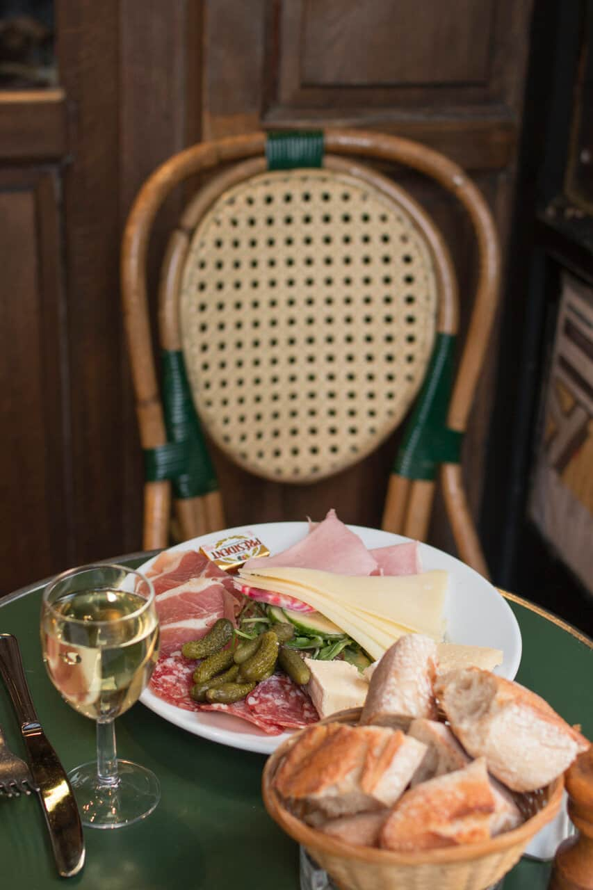 passport to paris : ideas for a date night at home everyday parisian