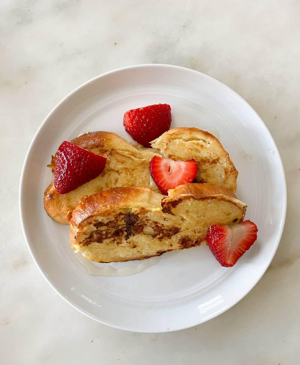 challah french toast recipe everyday parisian