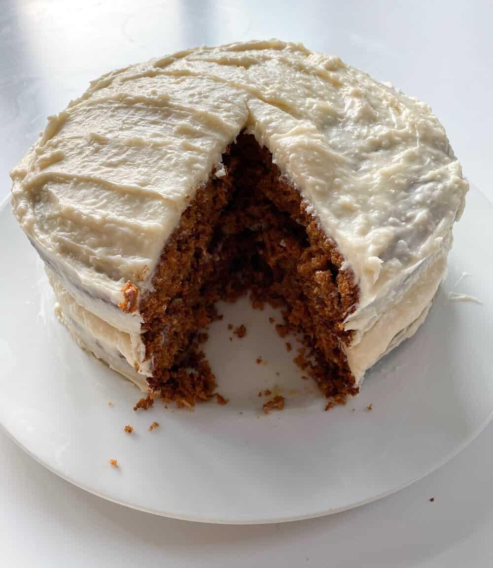 dorie greenspan carrot cake everyday parisian
