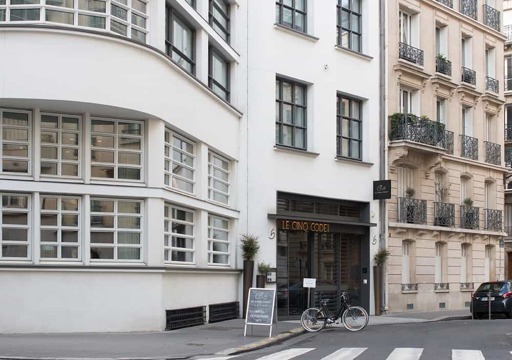 le cinq codet paris france