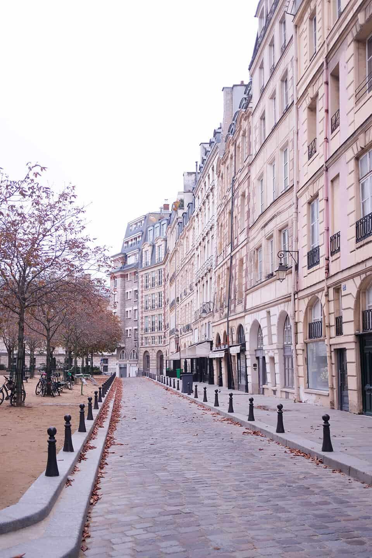 Shop A Walk Through Place Dauphine Paris Print Here