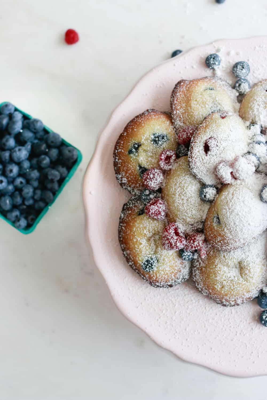 french madeleine recipe