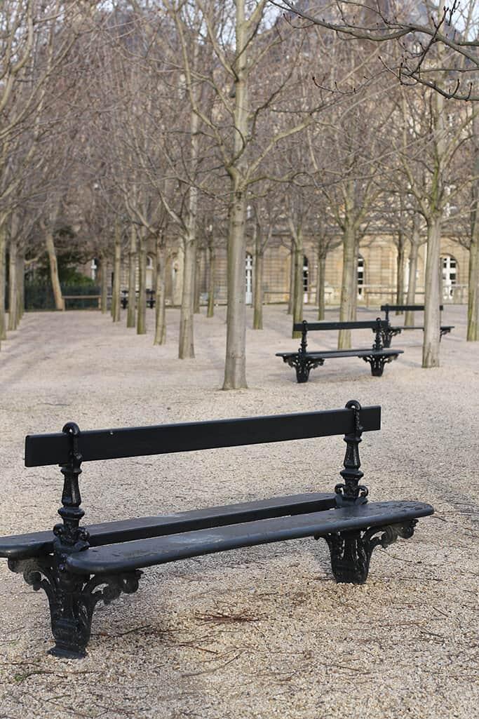 a walk through luxembourg gardens paris by rebecca plotnick
