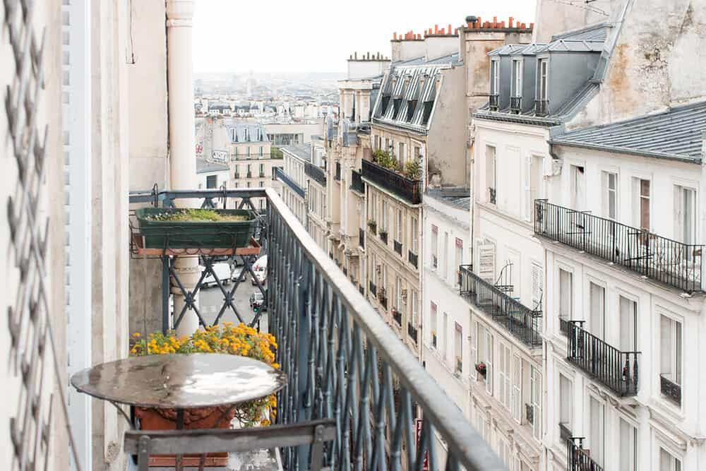 paris balcony in monmartre rebecca plotnick