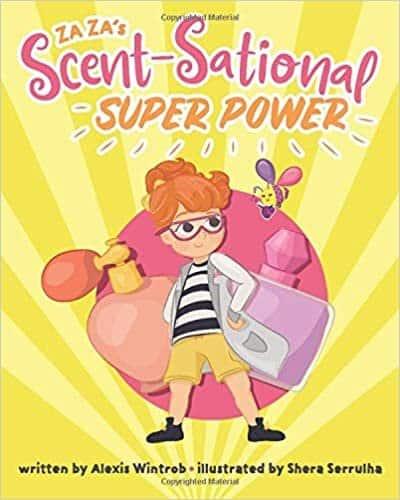 zaza's scent super power