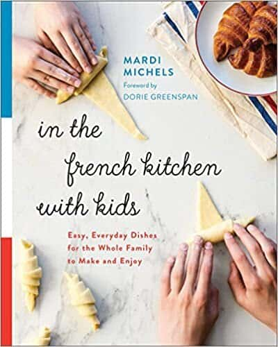 in the French kitchen