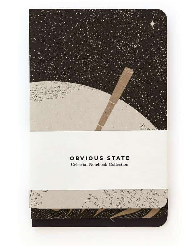 ways to spread cheer obvious state notebooks