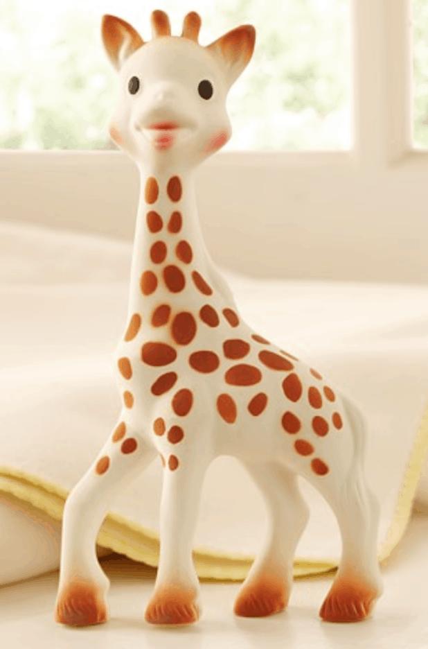- Sophie The Giraffe