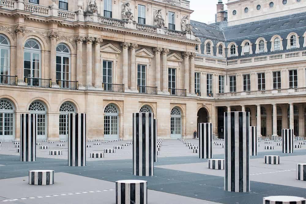 Buy Palais Royal Columns in Paris