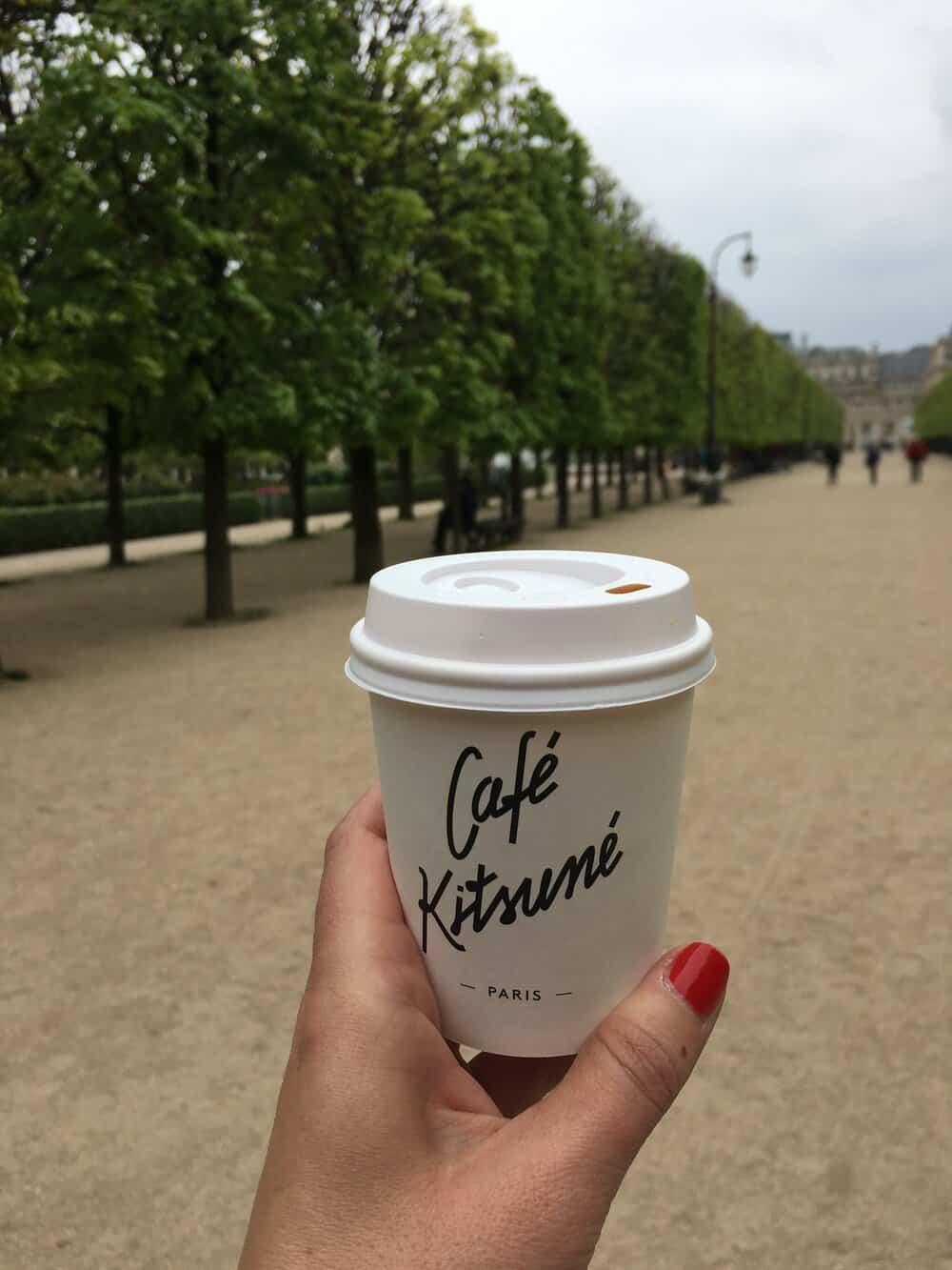 a walk through palais royal cafe kitsune coffee in paris everyday parisian
