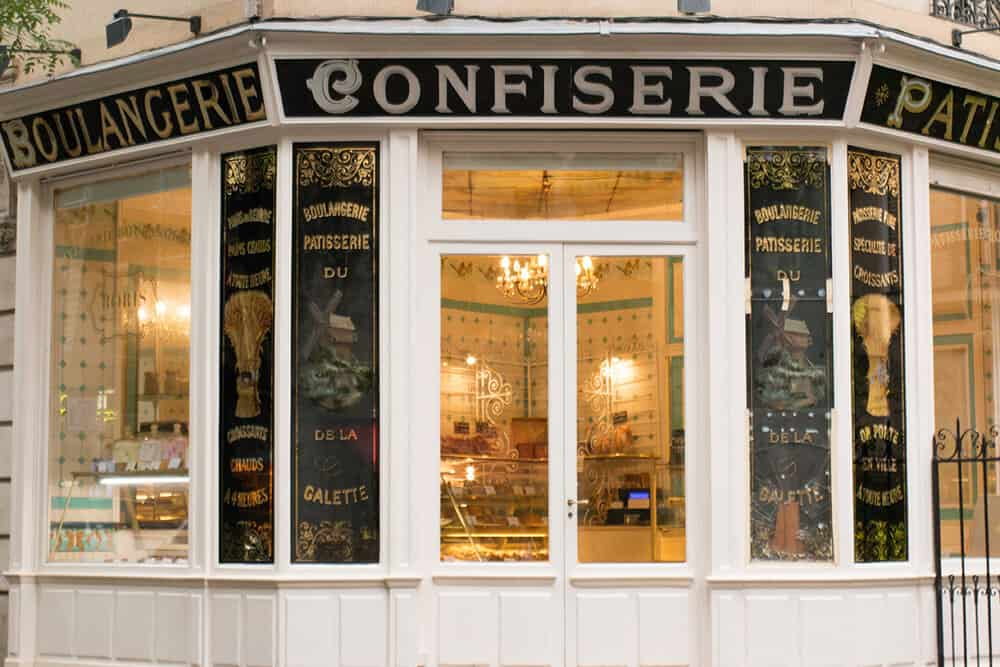 Shop Montmartre Boulangerie Print Here