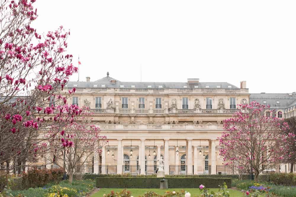 Shop Palais Royal in Spring Print Here