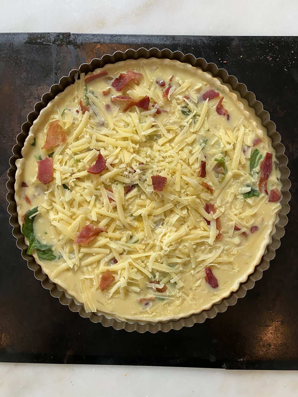 a simple weekend quiche everyday parisian