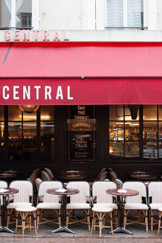 Shop Café Central Print Here