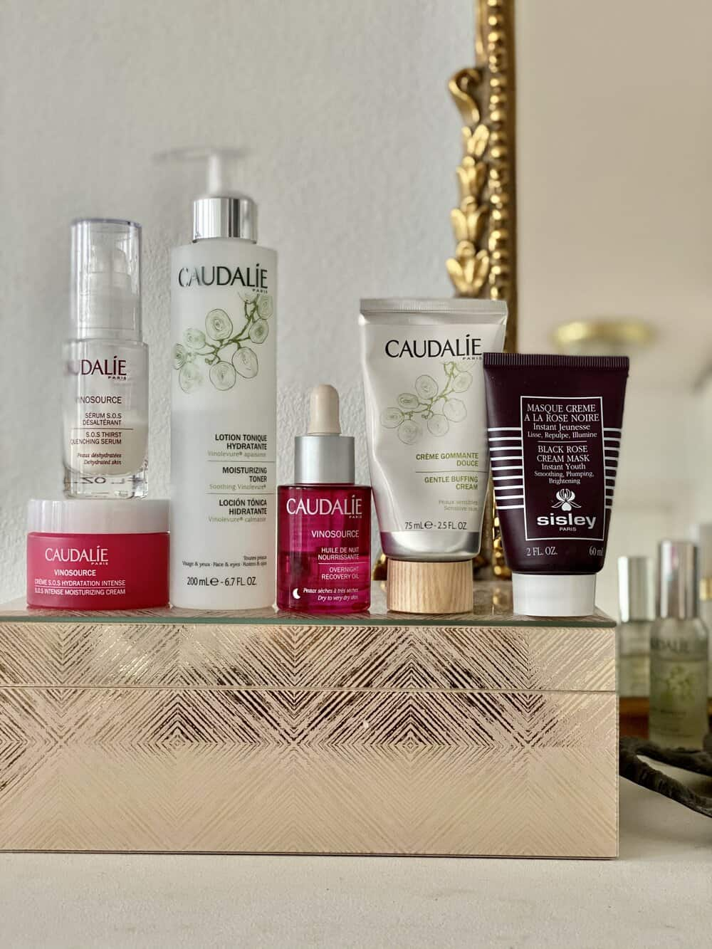 French Skincare Dry Skin Solutions Every Day Parisian
