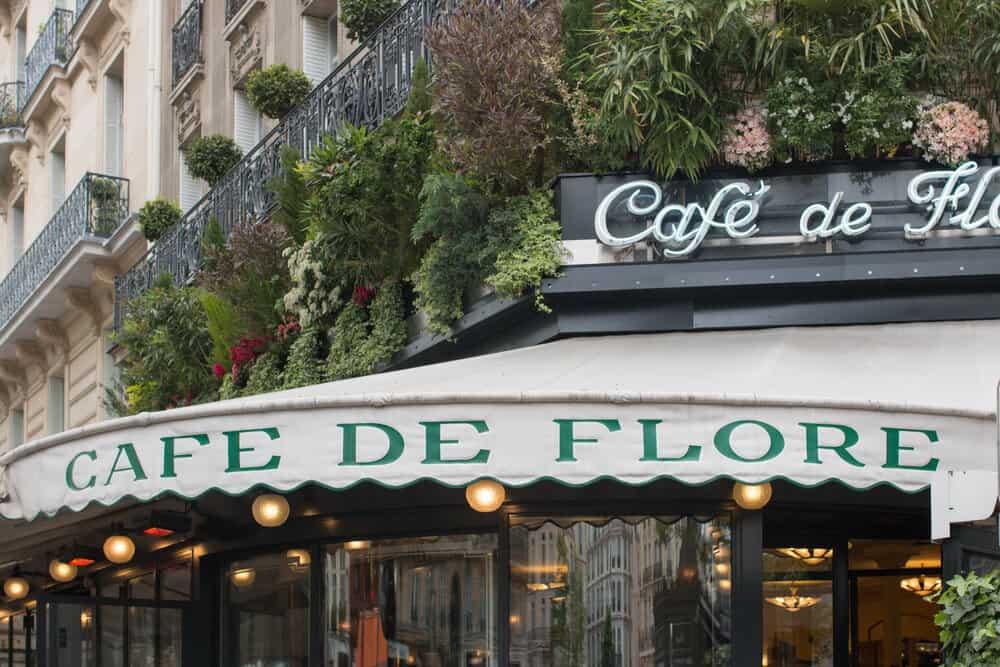 cafe de flore paris france best place to people watch rebecca plotnick