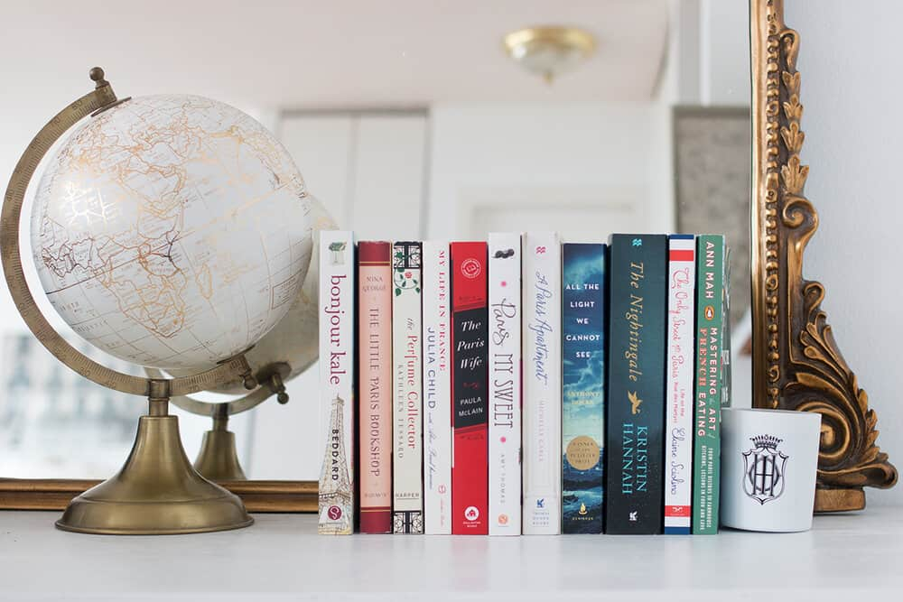 Francophile Books to Put Under the Tree Everyday Parisian