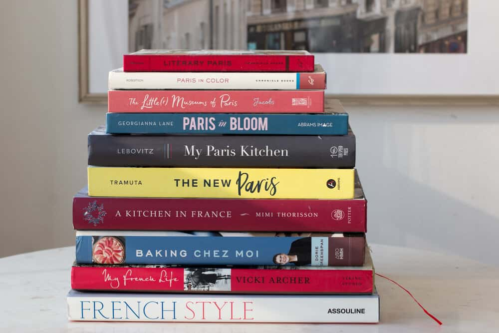 Francophile Books to Put under your Tree Everyday parisian