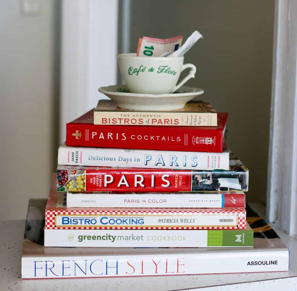 Francophile Books to Put Under the Tree