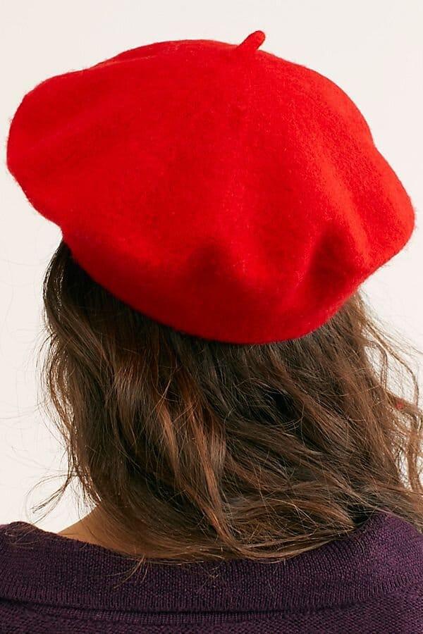 red beret paris 25 Francophile Gifts Under $50