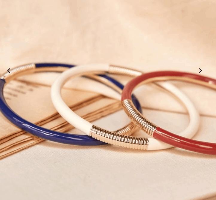 jodie bracelet gifts for francophile