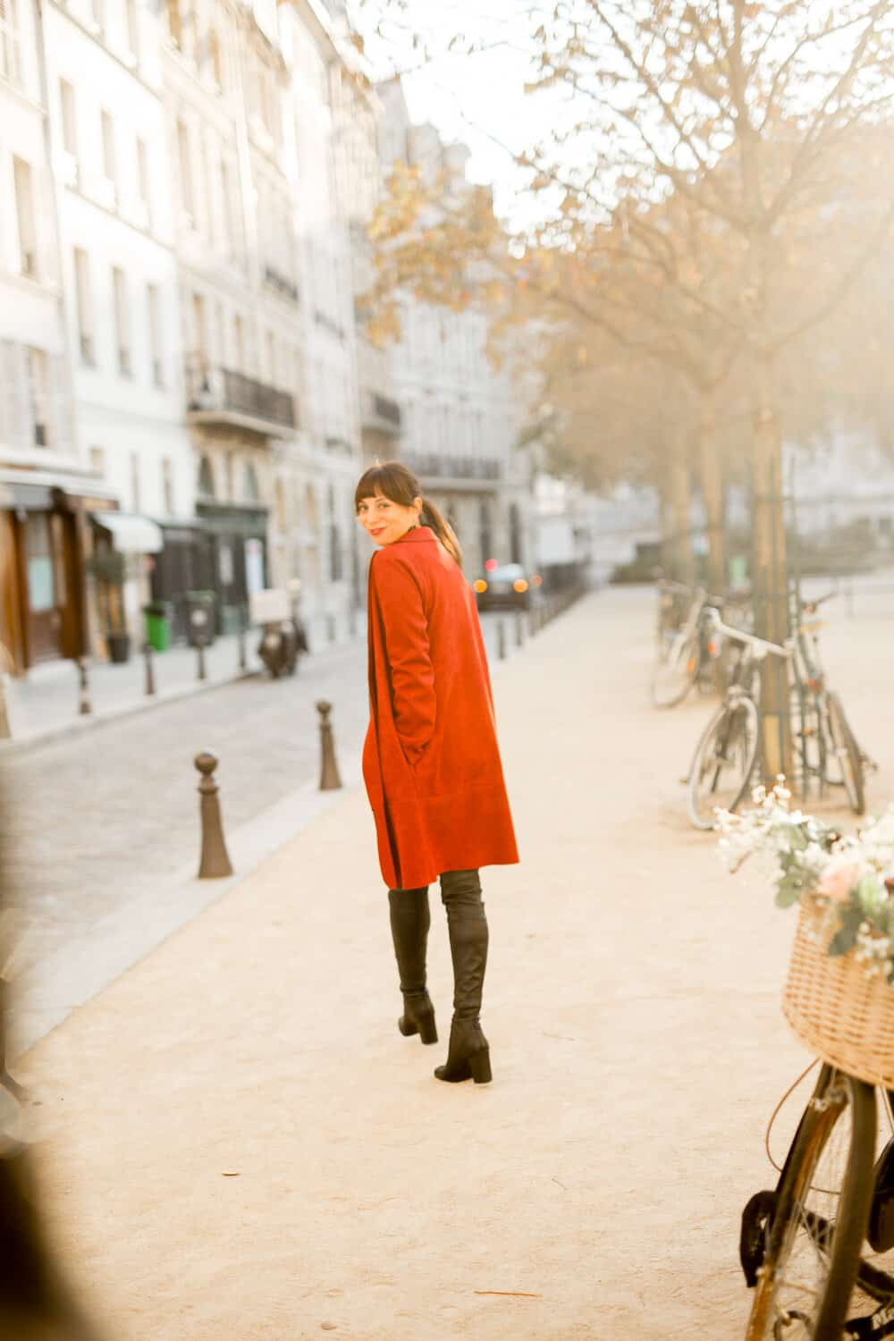 what I am Packing for Paris in the Fall Rebecca Plotnick