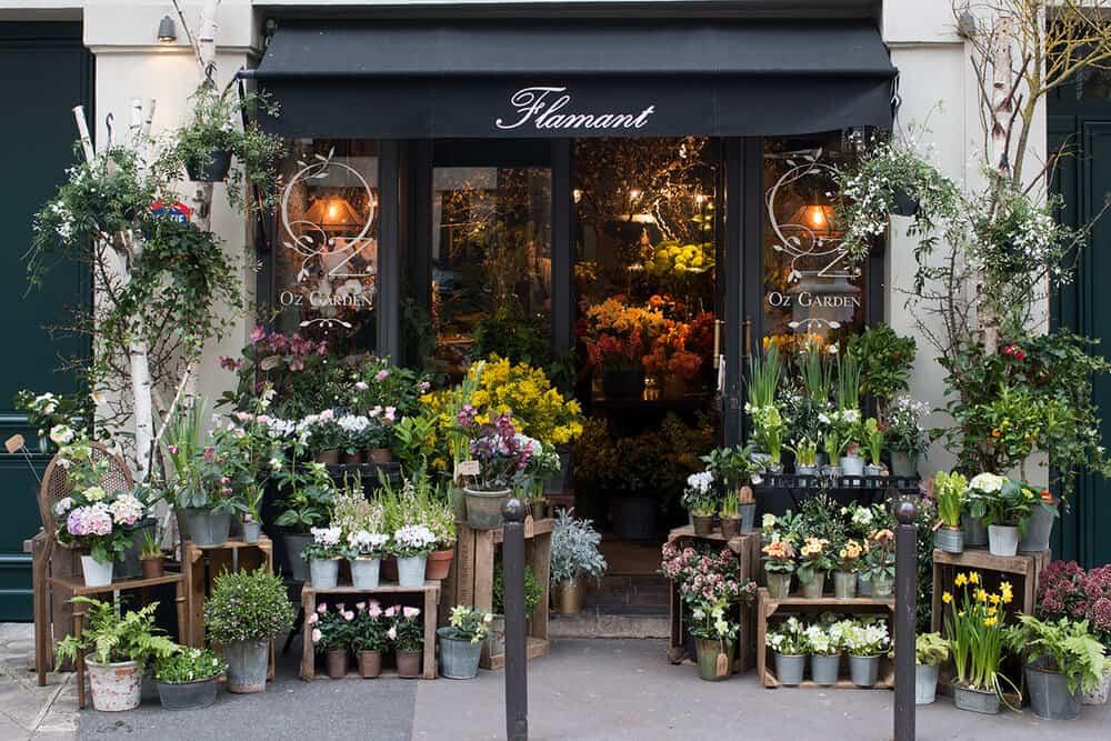 Shop Left Bank Flower Shop Print Here