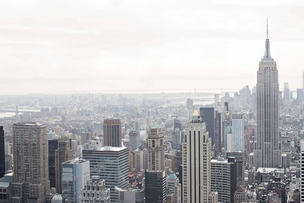 Shop New York City Skyline Print Here