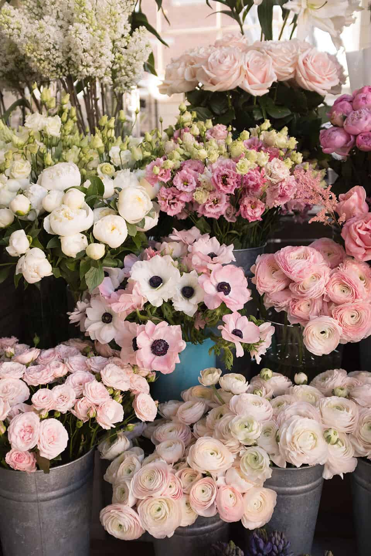 Shop London Flower Shop Print Here