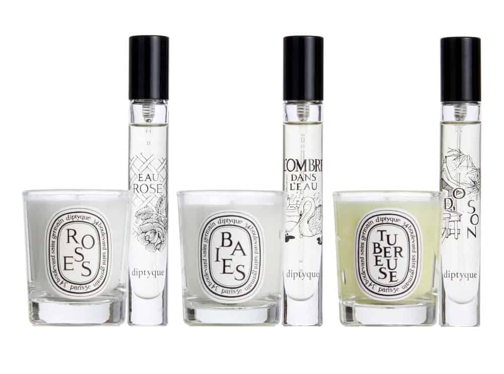 diptyque limited edition holiday gift set