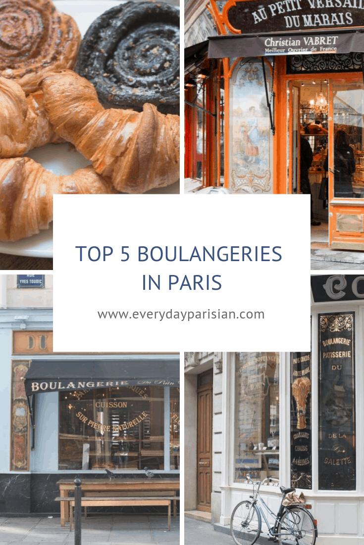 top 5 boulangeries in paris everydayparisian