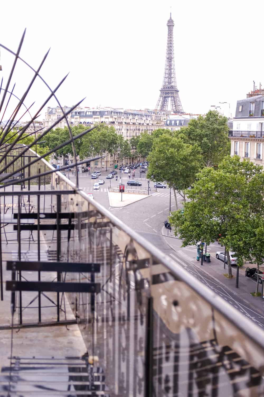 hotel la comtesse boutique hotels in paris with eiffel tower views