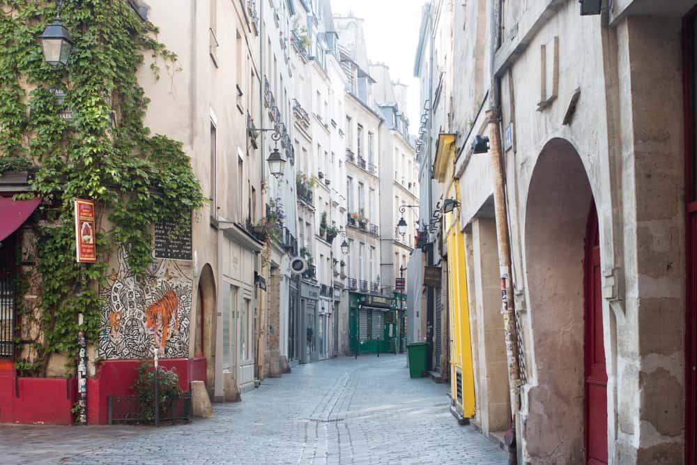rue des rosiers paris france cheap eats in paris everyday parisian