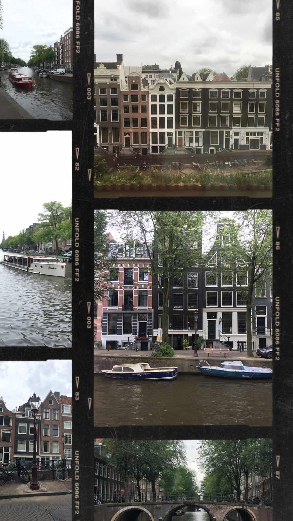 amsterdam summer 2019