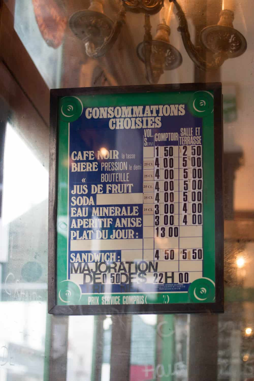 how much should I budget for a trip to paris everyday parisian