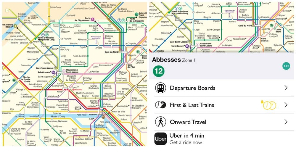 15 apps to navigate Paris everyday parisian