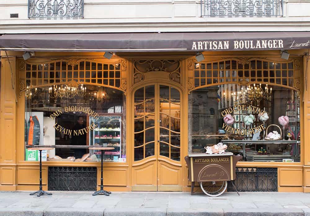 Shop Rue Saint Dominique Boulangerie Print Here