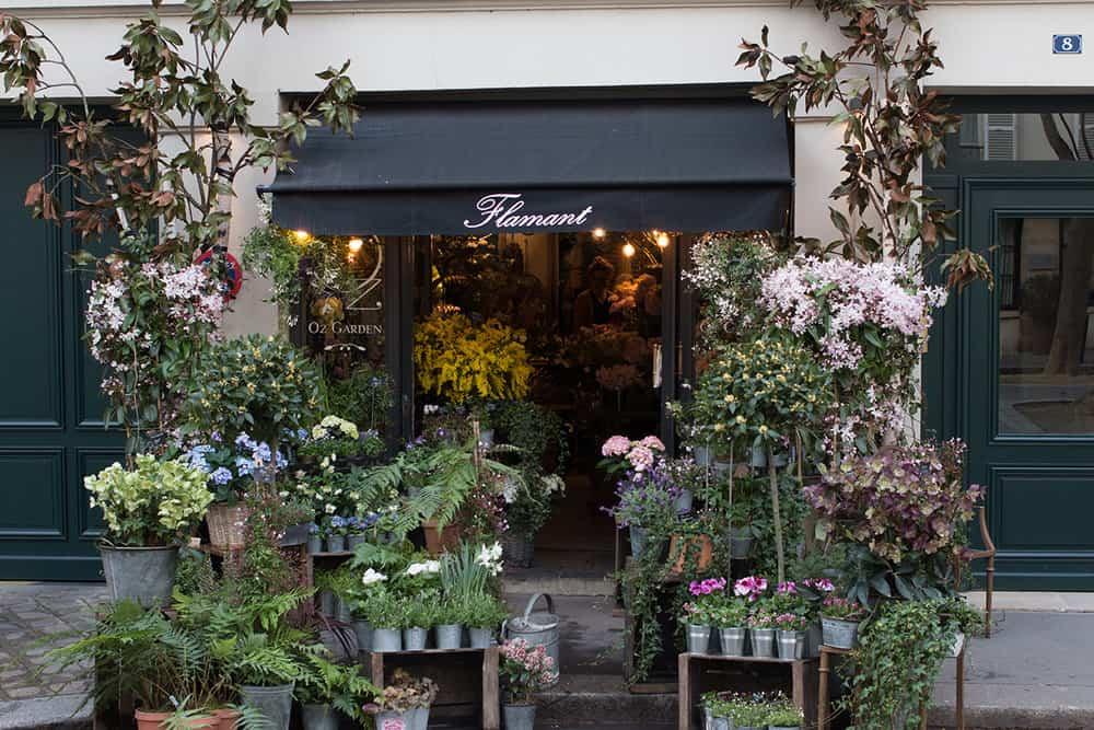 Shop Left Bank Flower Shop in the Spring Here