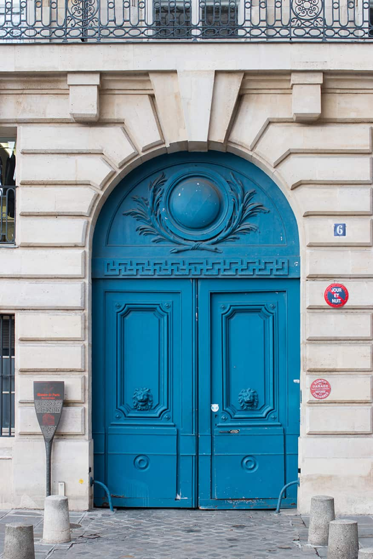 Purchase The Left Bank Blue Door Here