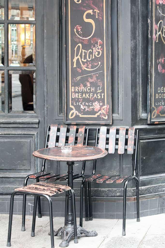 Shop Café St Regis Here