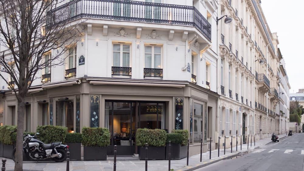 pavillon des lettres paris france hotel