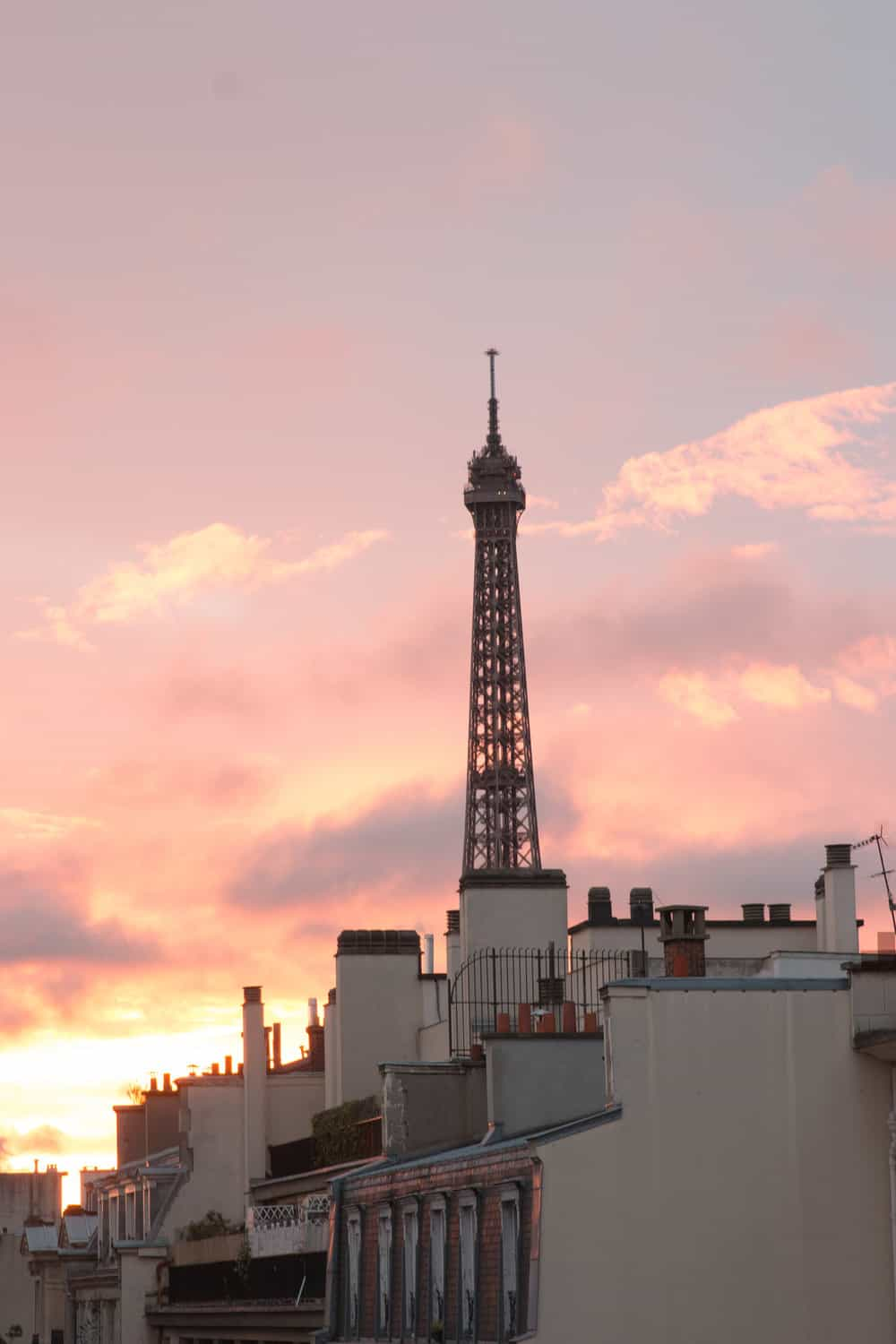 25 hotels with Eiffel Tower Views everyday parisian
